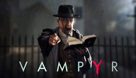 Autoři hry Vampyr ukazují nové gameplay záběry
