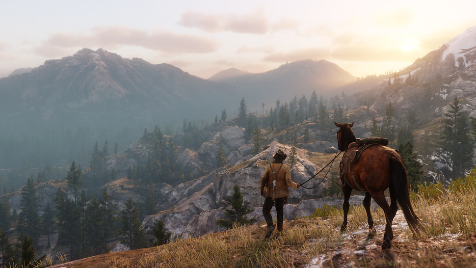 Red Dead Redemption 2 – (1)