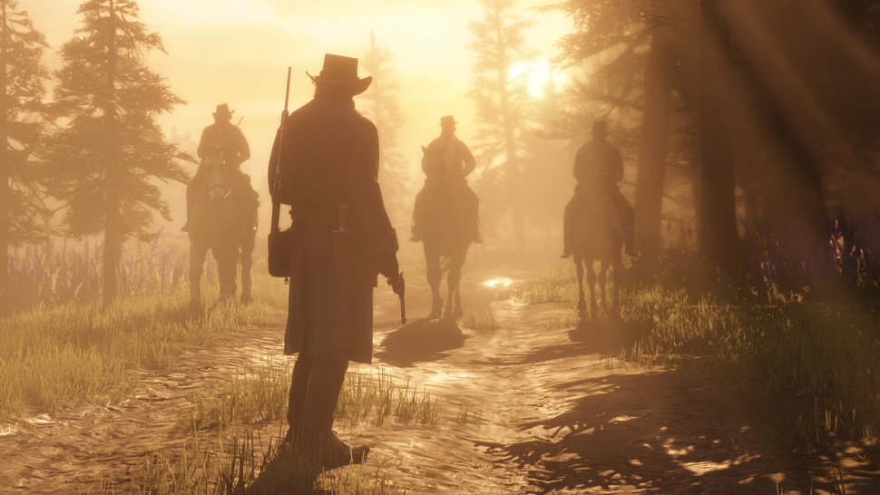 Red Dead Redemption 2 – (2)
