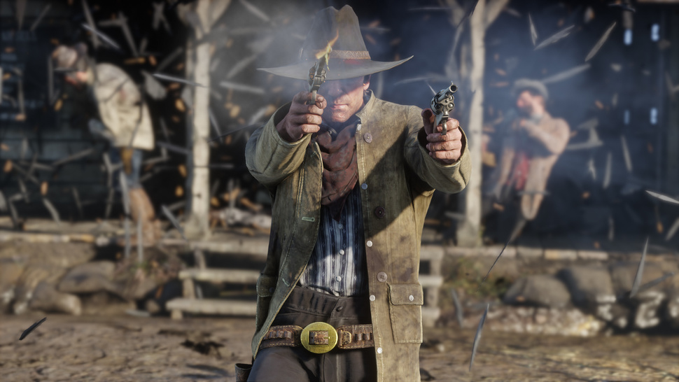 Red Dead Redemption 2 – (3)