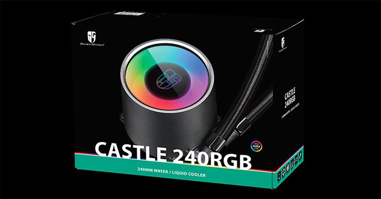 Deepcool Gamerstorm Castle 240RGB