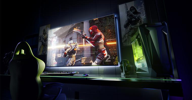 NVIDIA BFGD Gaming Monitor