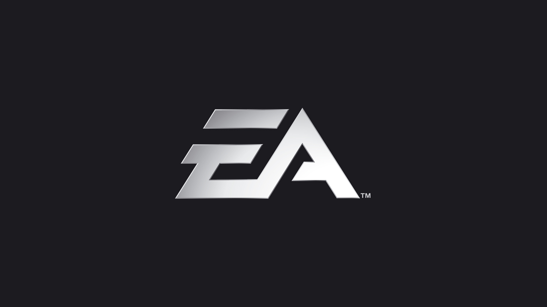 EA, Logo, Shadow, Typography HD Wallpapers / Desktop and Mobile Images &  Photos
