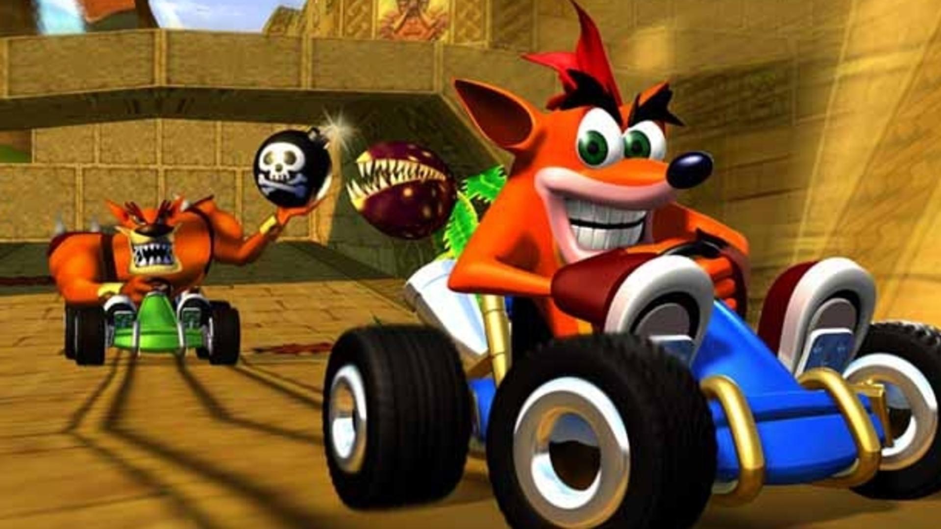 Crash Tam Racing