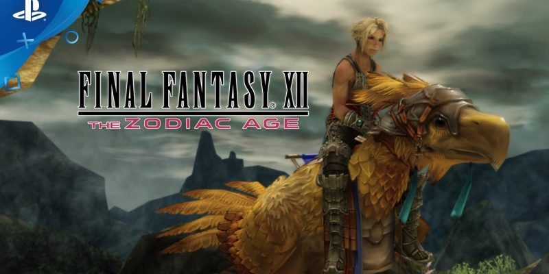 final fantasy xii switch