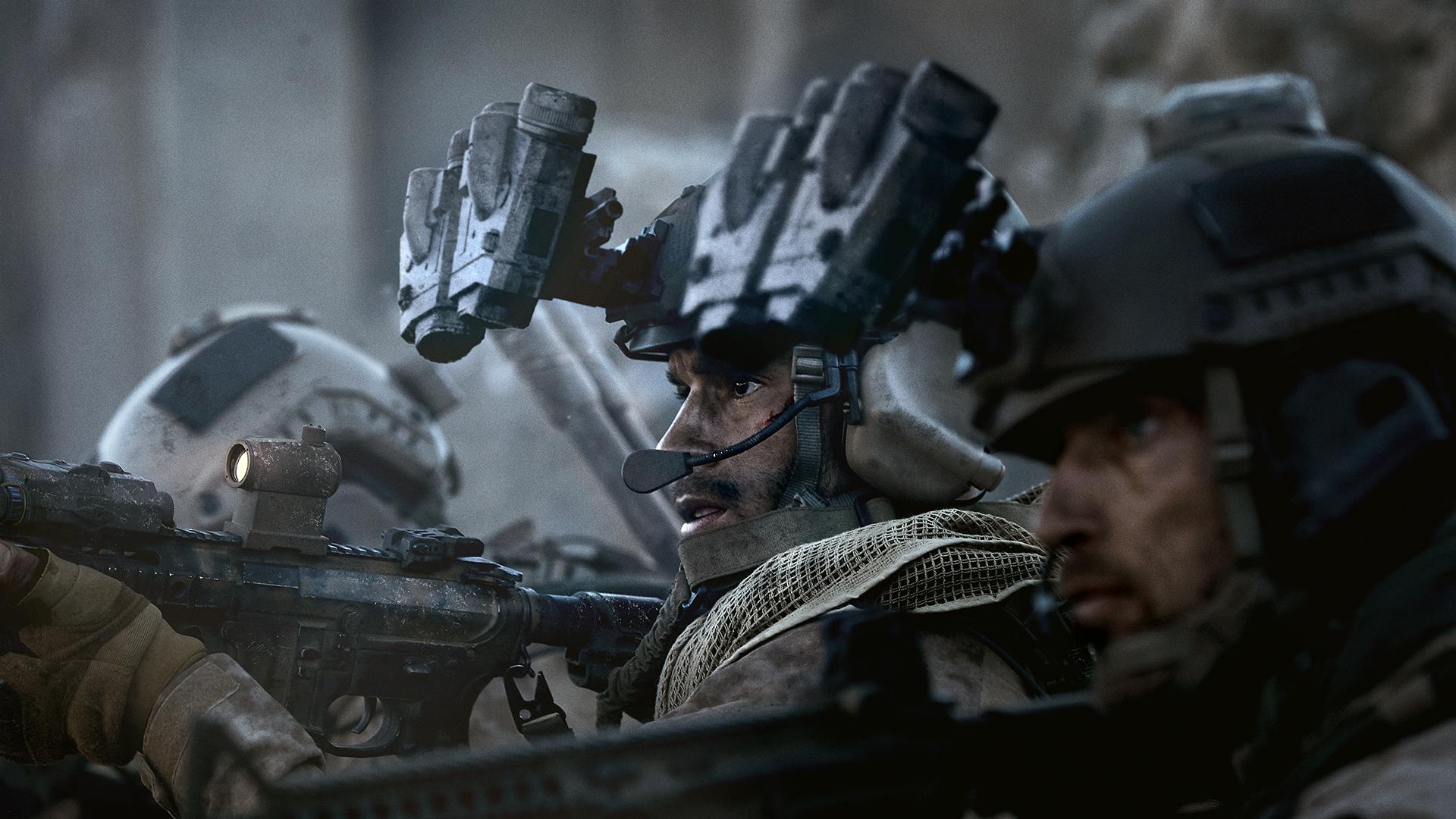 Modern Warfare - Unit