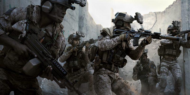 Modern Warfare - Mission