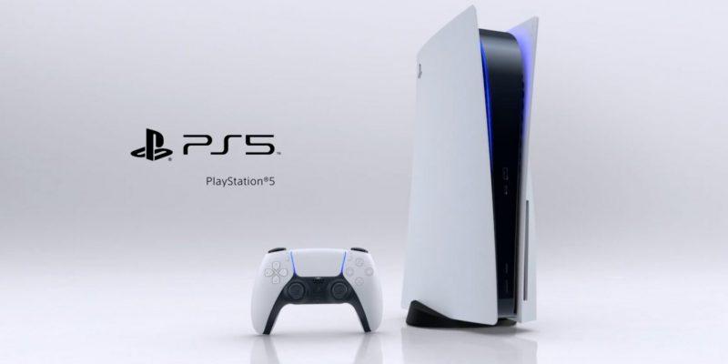 Cena Playstation 5 - obrázek konzole