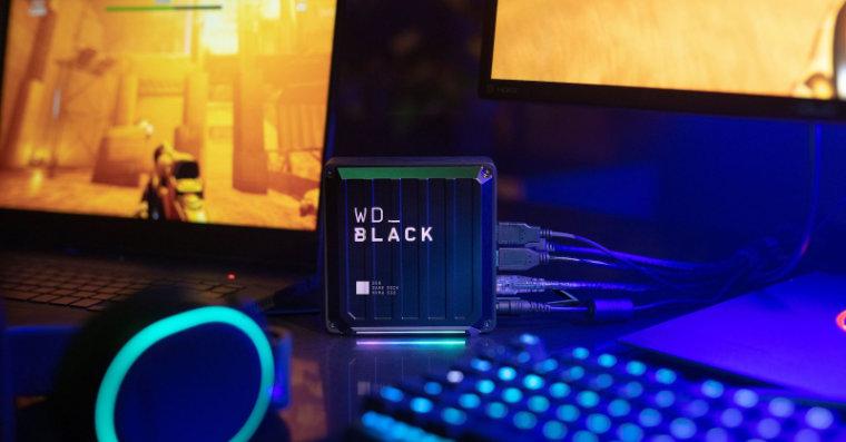 WD Black D50