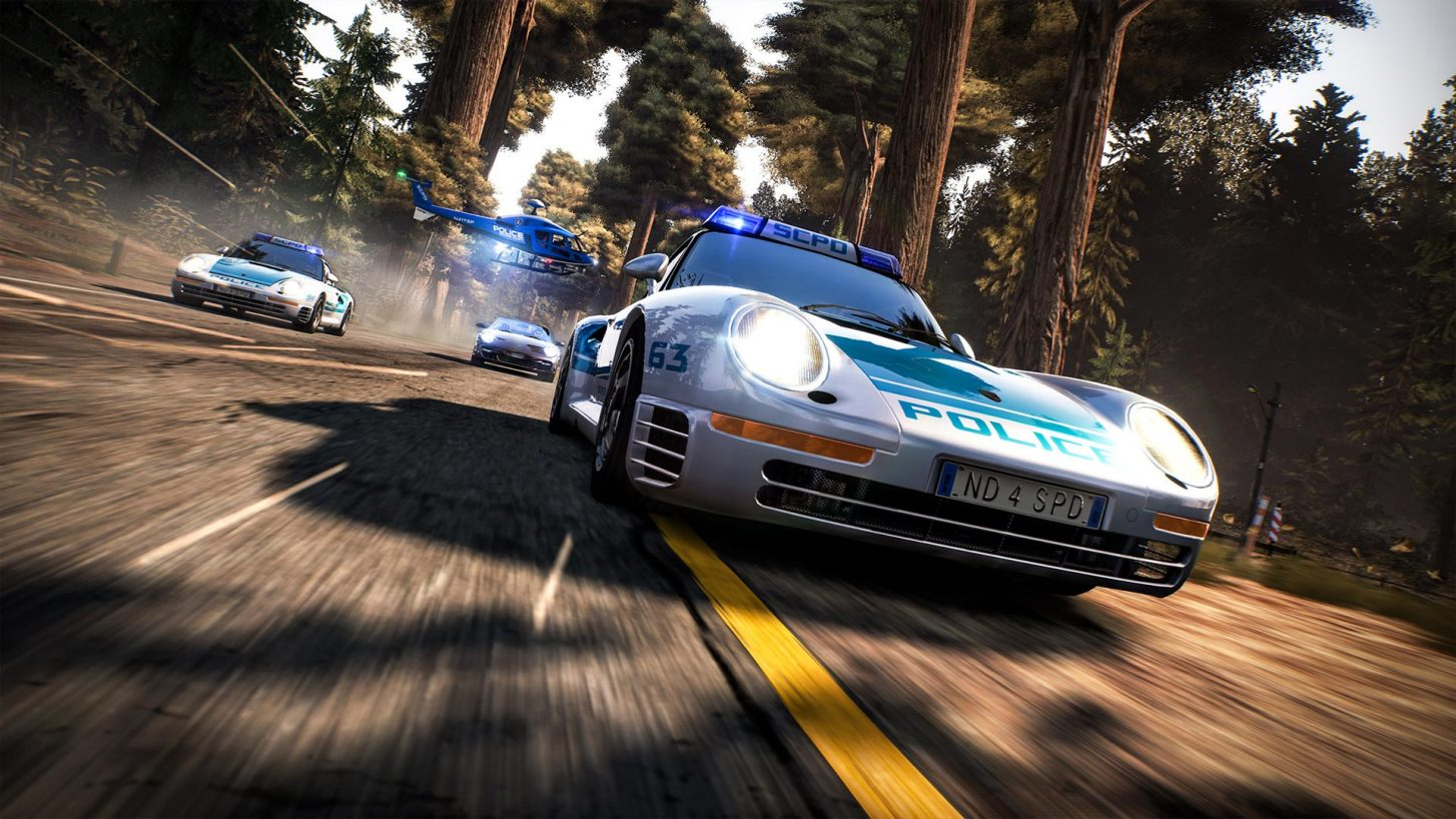 Remaster Need for Speed: Hot Pursuit