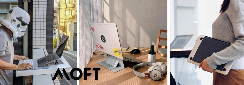 Moft Stojan pro MacBook
